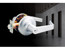 Grade 1 commercial door lock
