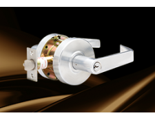 Grade 2 commercial door lock